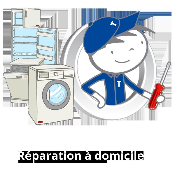 Dépannage et réparation d'électroménager Neuchâtel